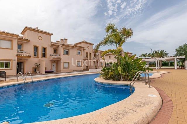 4 sovrum Villa att hyra i Calpe / Calp med pool - 1 600 € (Ref: 6132890)