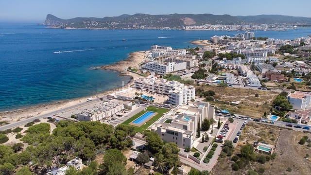 3 sovrum Lägenhet att hyra i San Jose / Sant Josep de Sa Talaia med pool - 2 500 € (Ref: 6261462)