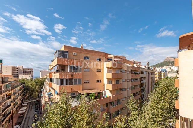 1 sovrum Lägenhet att hyra i Calpe / Calp - 550 € (Ref: 6312249)