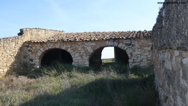 1 bedroom Finca/Country House for sale in Fabara - € 49,000 (Ref: 5742913)