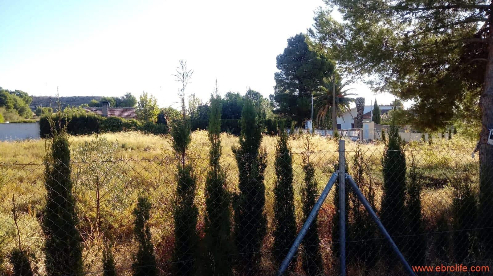 Terrain à Bâtir à vendre à Caspe - 23 000 € (Ref: 5742933)