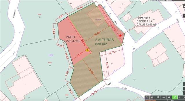 Terreno/Finca Rústica en Santiago del Teide en venta - 170.000 € (Ref: 4986371)