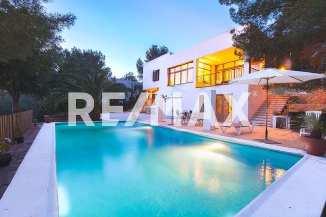 Adosado de 4 habitaciones en Sant Antoni de Portmany en venta con piscina garaje - 1.250.000 € (Ref: 5261603)