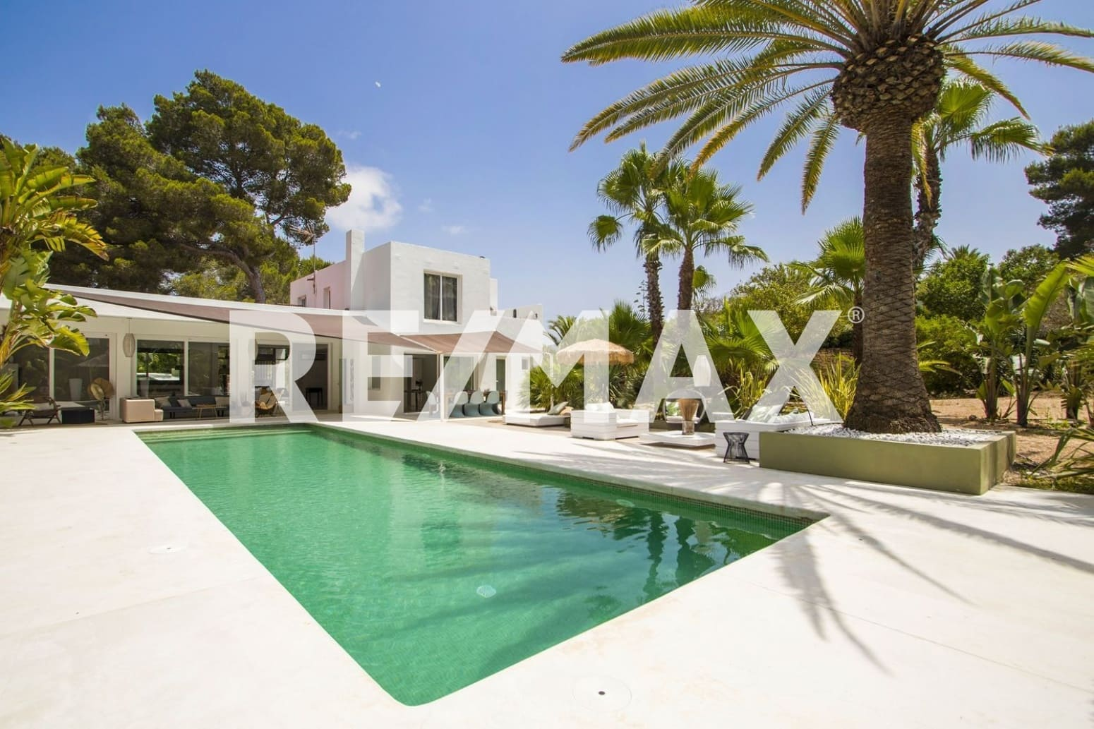 5 soverom Rekkehus til salgs i Santa Eulalia / Santa Eularia med svømmebasseng - € 2 500 000 (Ref: 5261661)