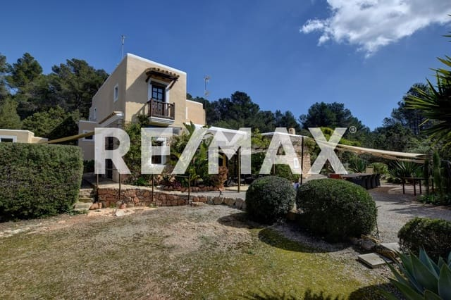 7 sovrum Radhus till salu i Sant Joan de Labritja med pool garage - 1 800 000 € (Ref: 5261679)