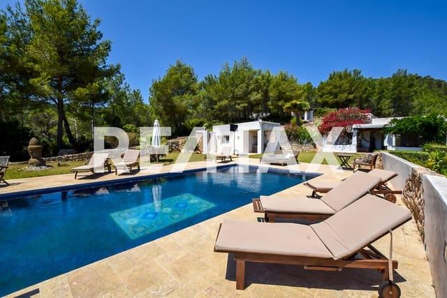 7 soverom Rekkehus til salgs i Sant Joan de Labritja med svømmebasseng garasje - € 3 200 000 (Ref: 5308879)