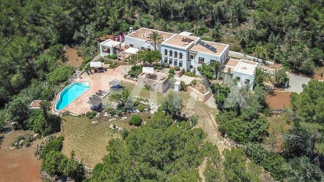 7 soverom Rekkehus til salgs i Santa Eulalia / Santa Eularia med svømmebasseng - € 4 250 000 (Ref: 5313872)