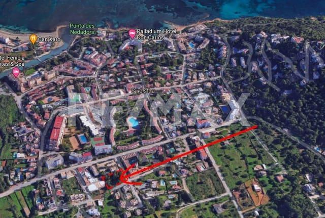 Bauplatz zu verkaufen in Santa Eulalia / Santa Eularia - 420.000 € (Ref: 5614047)