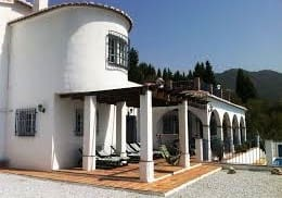 6 sypialnia Willa na kwatery wakacyjne w Competa z basenem - 900 € (Ref: 5082982)