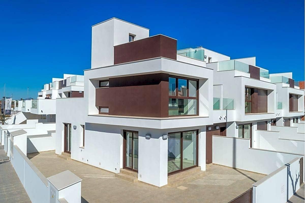 Chalet de 3 habitaciones en Pilar de la Horadada en venta con piscina garaje - 259.900 € (Ref: 3812751)