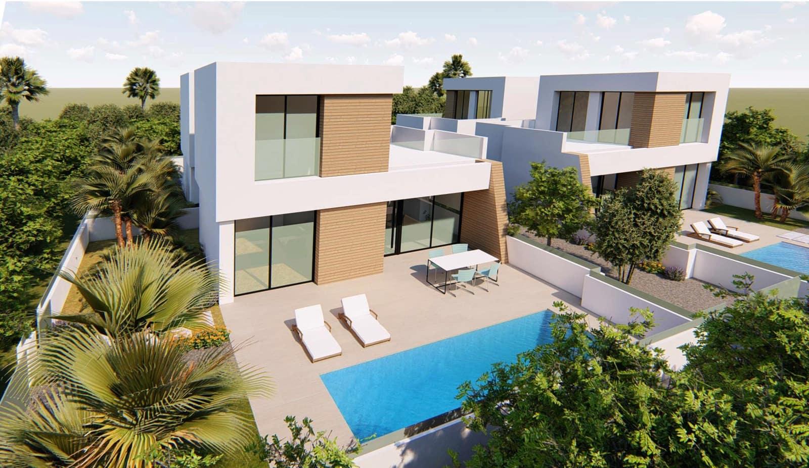 Chalet de 3 habitaciones en Benijófar en venta con piscina garaje - 259.900 € (Ref: 4377298)