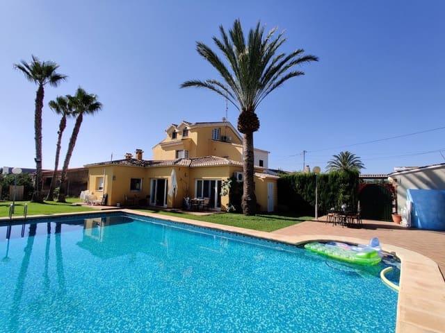 2 sypialnia Dom do wynajęcia w El Vergel / Verger z basenem - 950 € (Ref: 5507363)