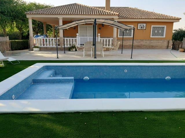 Chalet de 4 habitaciones en El Palmar en venta con piscina - 650.000 € (Ref: 4090100)