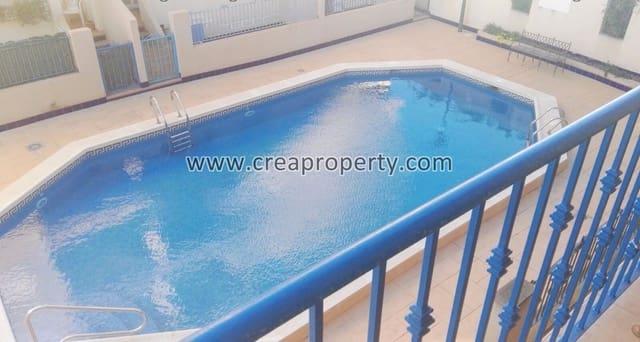 2 makuuhuone Asunto myytävänä paikassa Los Narejos mukana uima-altaan - 85 000 € (Ref: 4106972)