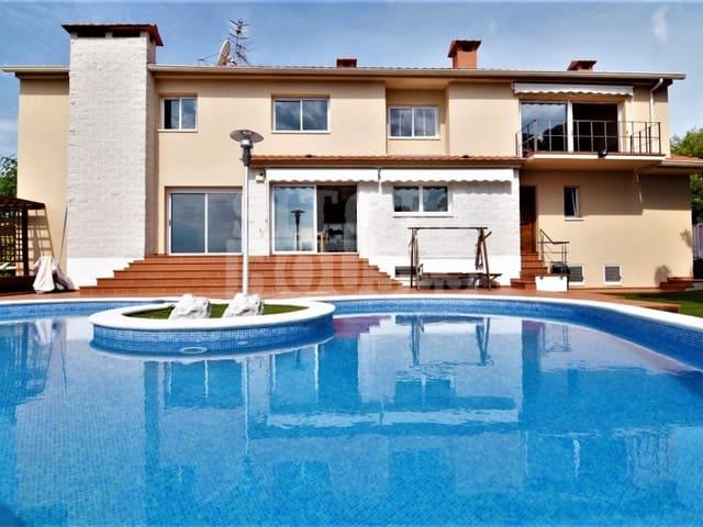 Chalet de 5 habitaciones en Sitges en venta con piscina garaje - 1.800.000 € (Ref: 5237742)