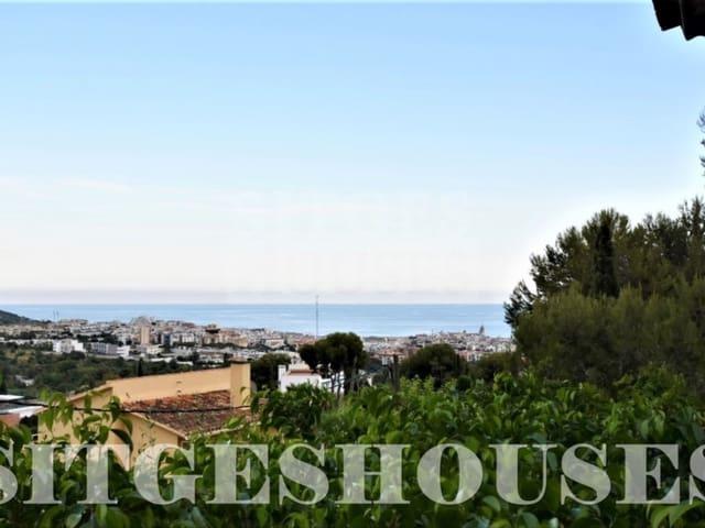 Chalet de 4 habitaciones en Sitges en venta - 430.000 € (Ref: 5237753)