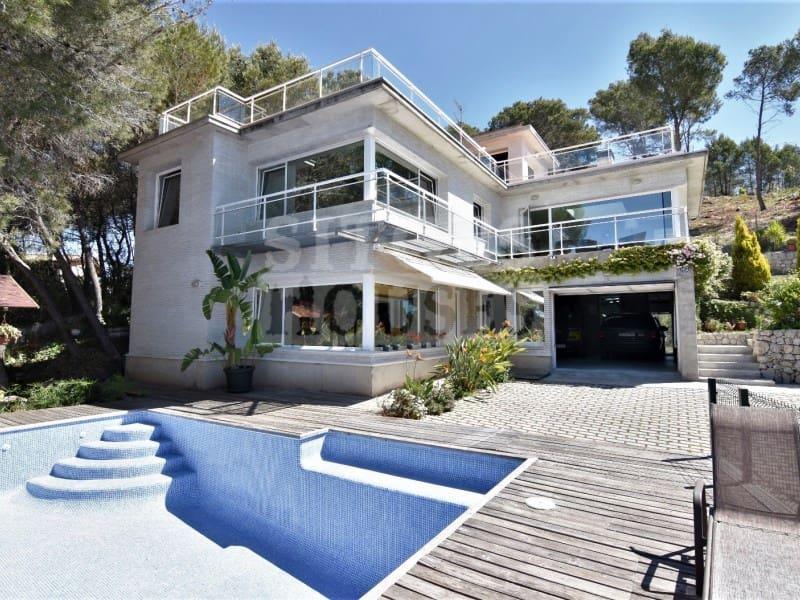 4 sovrum Villa till salu i Olivella med garage - 590 000 € (Ref: 5237757)