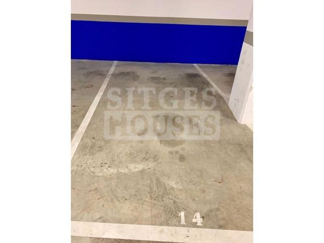 Garasje til salgs i Sitges - € 38 000 (Ref: 5237796)