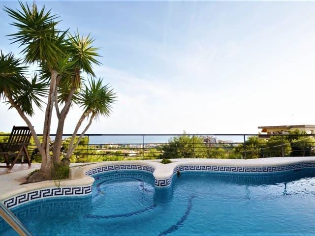 6 chambre Villa/Maison à vendre à Sitges avec piscine - 1 200 000 € (Ref: 5426059)