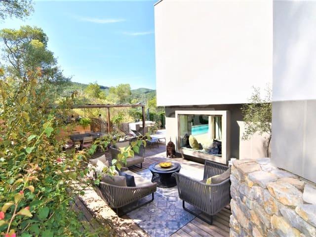 4 sovrum Villa till salu i Olivella med pool - 850 000 € (Ref: 5509611)
