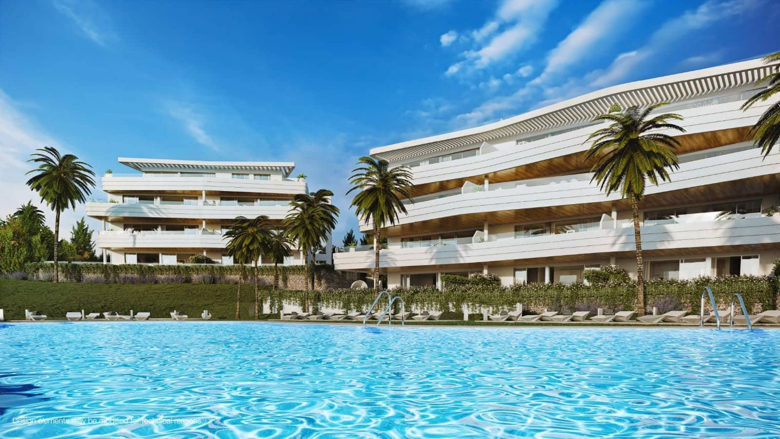 3 bedroom Apartment for sale in Benalmadena with pool garage - € 585,000 (Ref: 4660599)