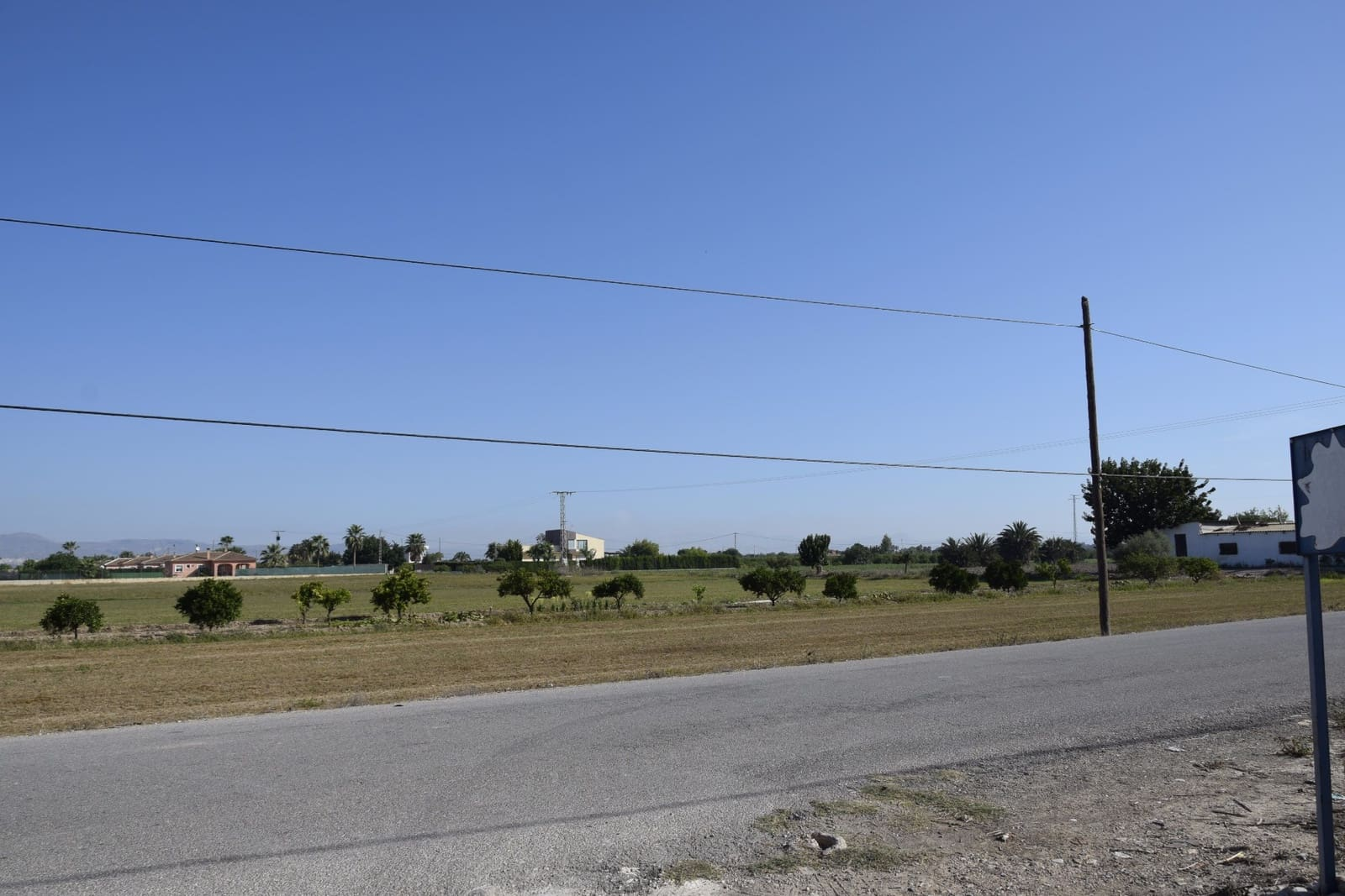 Ubebygd land til salgs i Dolores - € 28 000 (Ref: 3575711)