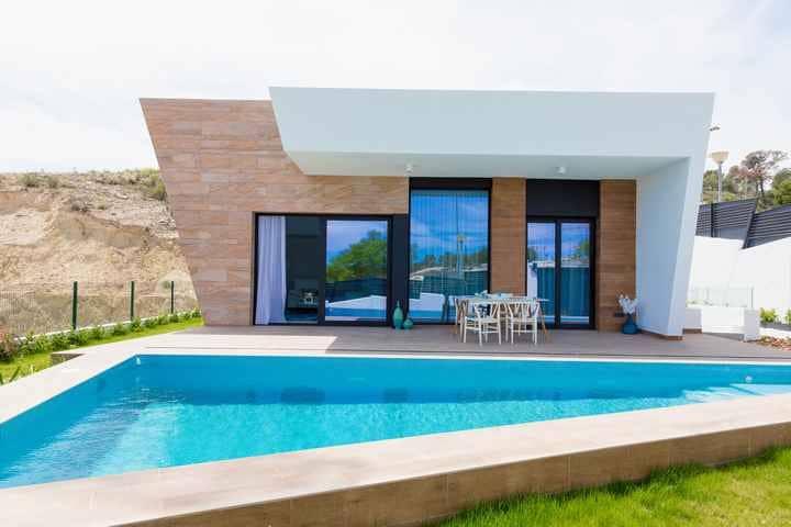 3 sovrum Villa till salu i Finestrat med pool - 419 000 € (Ref: 4288368)