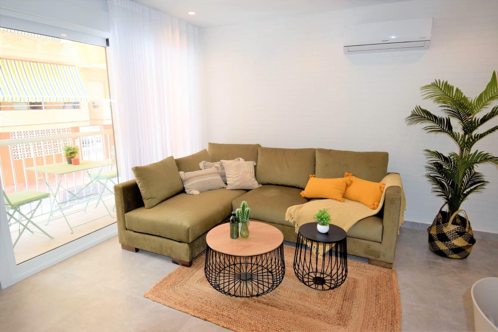 3 bedroom Apartment for sale in Guardamar del Segura - € 210,000 (Ref: 6252299)
