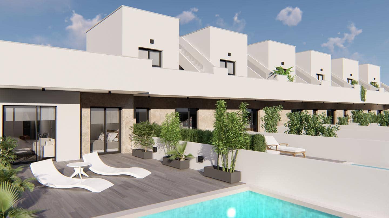 Bungalow de 3 habitaciones en Pilar de la Horadada en venta con garaje - 205.900 € (Ref: 4542360)