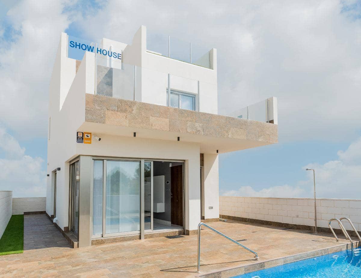 Chalet de 3 habitaciones en Orihuela en venta con piscina garaje - 288.900 € (Ref: 4549349)