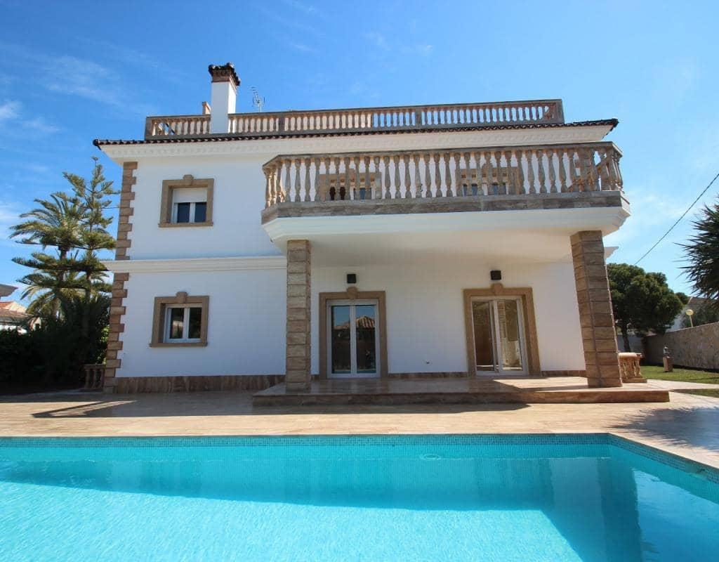 Chalet de 6 habitaciones en Orihuela en venta con piscina garaje - 1.790.000 € (Ref: 4574247)