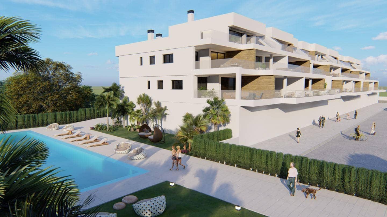 Piso de 2 habitaciones en Orihuela en venta con piscina - 187.000 € (Ref: 4924056)