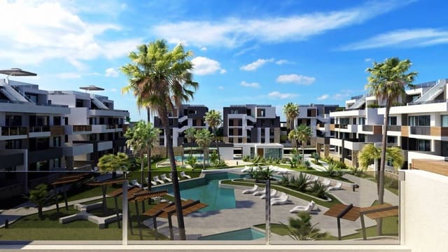 2 bedroom Penthouse for sale in Los Altos with pool garage - € 178,900 (Ref: 3548479)