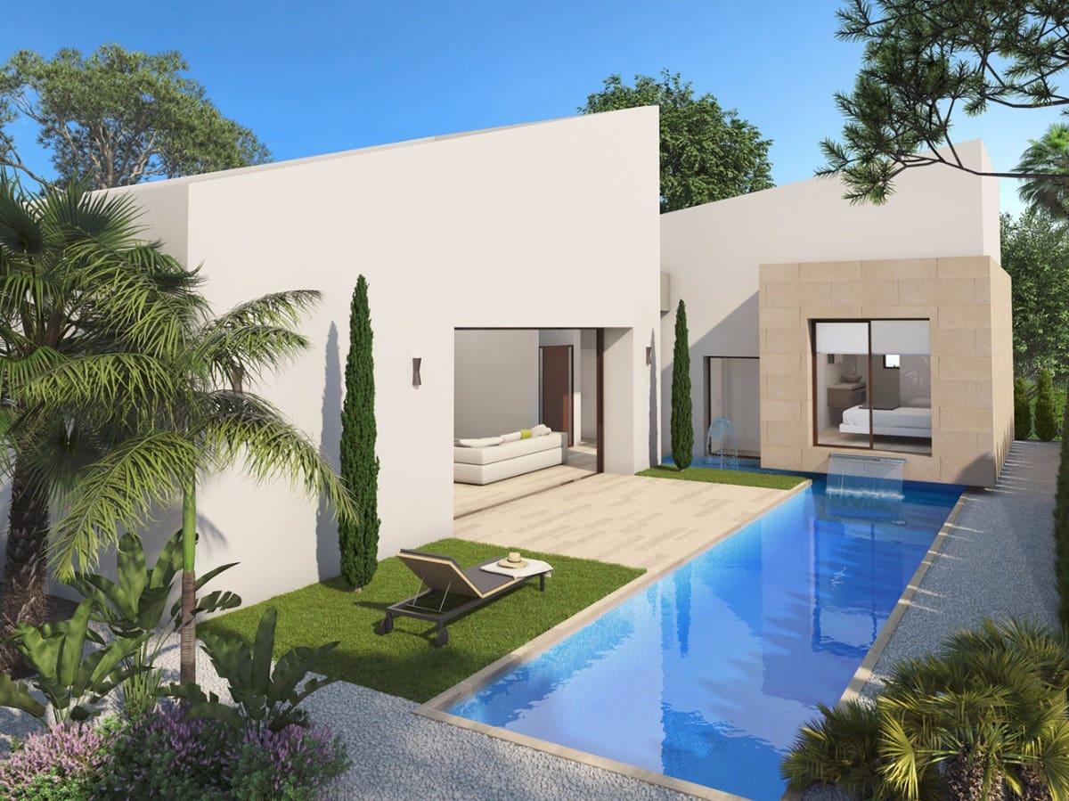 Chalet de 3 habitaciones en Benijófar en venta con piscina - 389.000 € (Ref: 3592300)