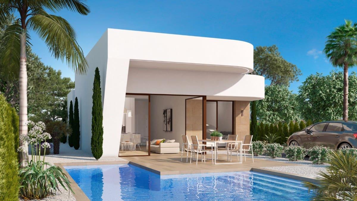 Chalet de 3 habitaciones en Benijófar en venta con piscina - 409.900 € (Ref: 3592301)