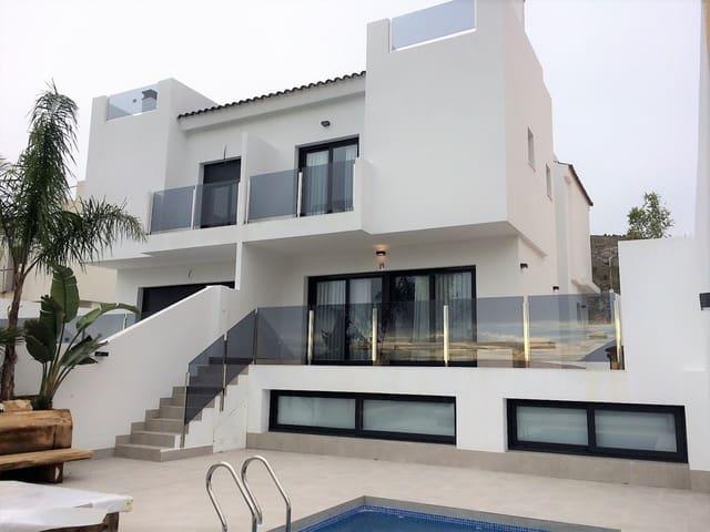 3 chambre Villa/Maison Semi-Mitoyenne à vendre à Orxeta avec piscine - 276 000 € (Ref: 4294574)