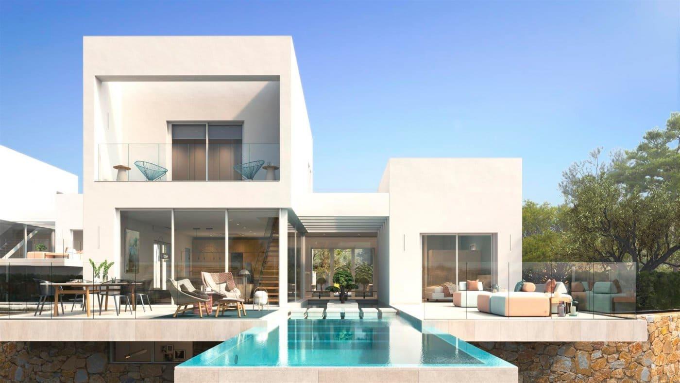 Chalet de 3 habitaciones en Las Colinas Golf en venta con piscina - 890.000 € (Ref: 4406564)