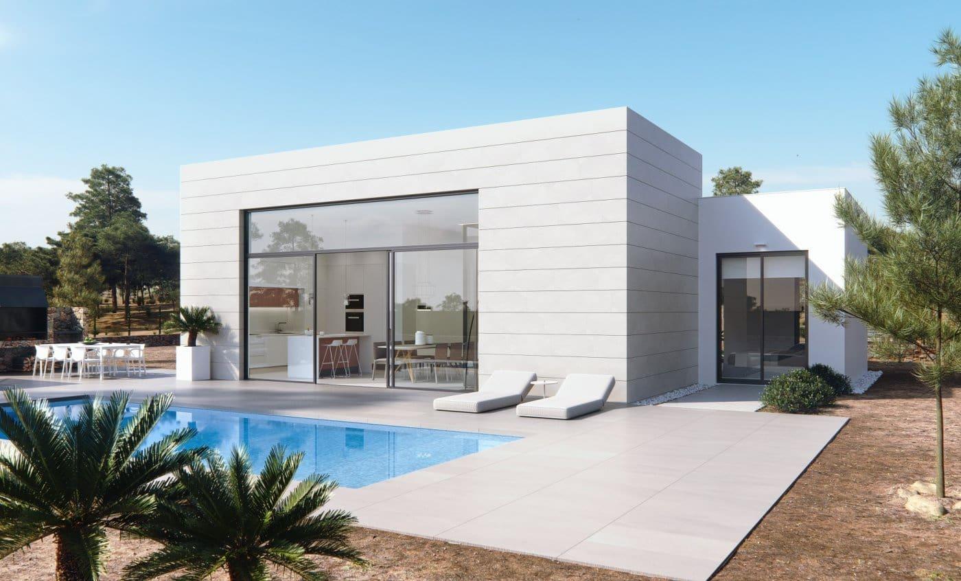 Chalet de 3 habitaciones en Las Colinas Golf en venta con piscina - 425.000 € (Ref: 4411122)