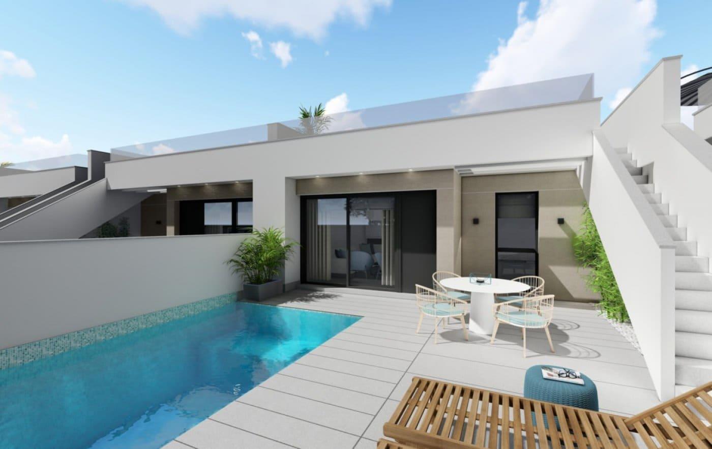 Chalet de 2 habitaciones en Pilar de la Horadada en venta con piscina - 209.900 € (Ref: 4699736)