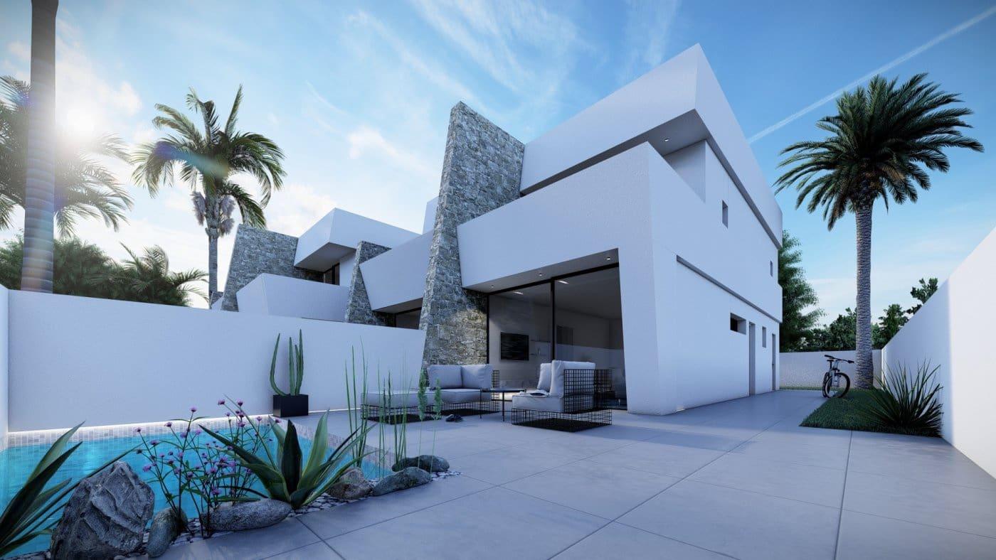 3 bedroom Terraced Villa for sale in San Pedro del Pinatar with pool - € 229,950 (Ref: 5207014)