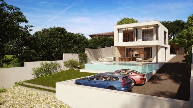 4 sypialnia Willa na sprzedaż w Pinar de Campoverde z basenem - 449 000 € (Ref: 6242827)
