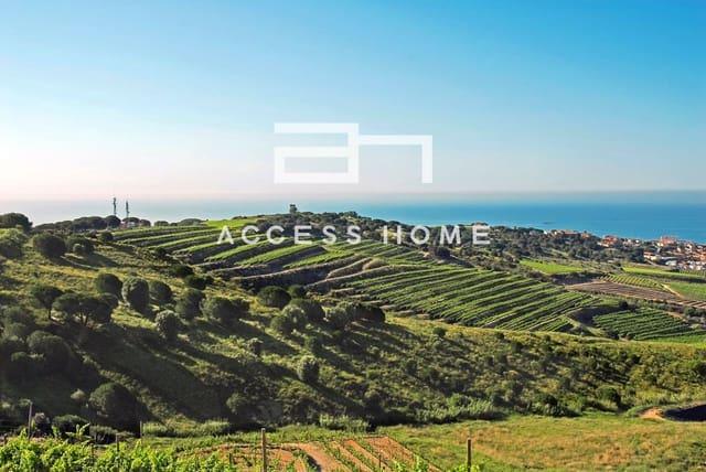Terre non Aménagée à vendre à Alella - 3 600 000 € (Ref: 5744002)