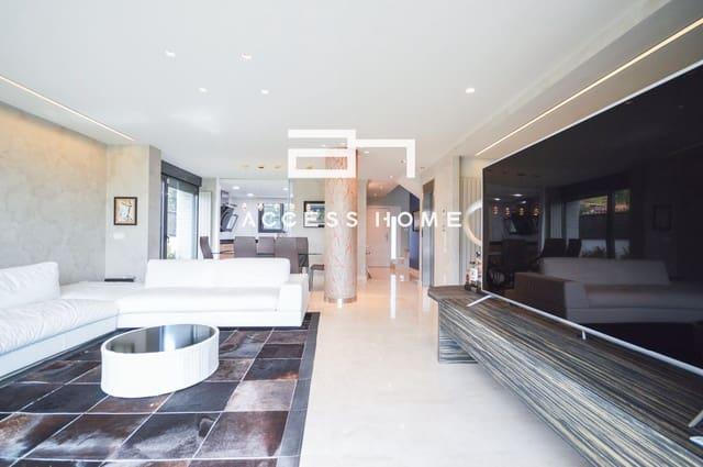 4 soveværelse Villa til salg i Tiana med swimmingpool garage - € 888.000 (Ref: 5744083)