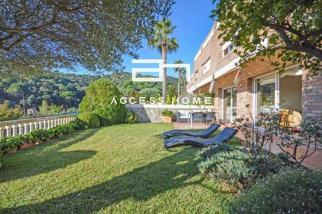 3 soveværelse Villa til salg i Alella med swimmingpool garage - € 720.000 (Ref: 6139657)