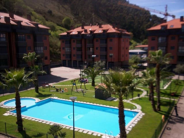 1 sovrum Lägenhet till salu i Val de San Vicente med pool - 85 000 € (Ref: 4295538)