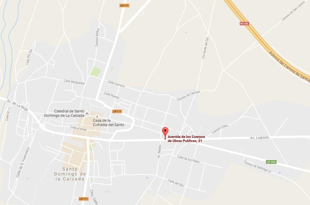 Kommersiell til salgs i Santo Domingo de la Calzada - € 44 325 (Ref: 4295583)