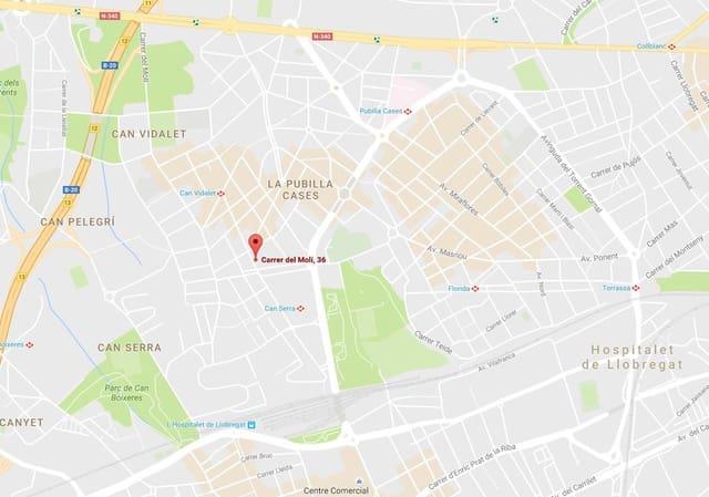 Garagem para venda em L'Hospitalet de Llobregat - 8 999 € (Ref: 4295586)