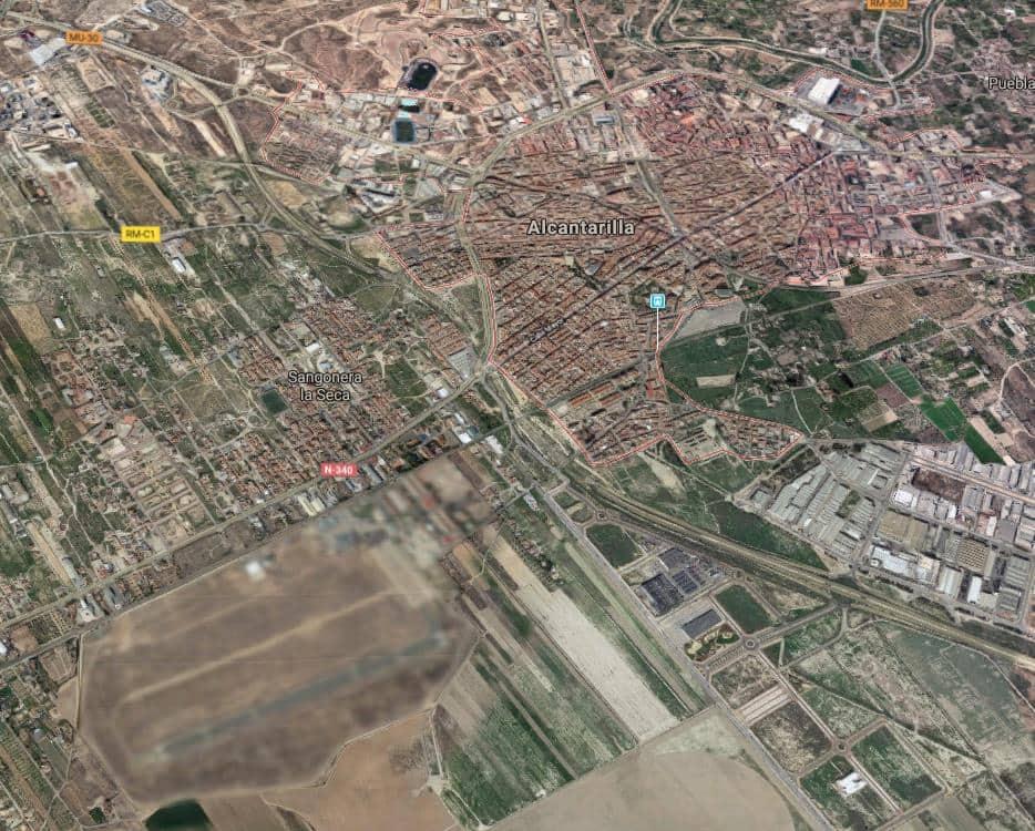 Działka budowlana na sprzedaż w Alcantarilla - 9 999 € (Ref: 4325827)