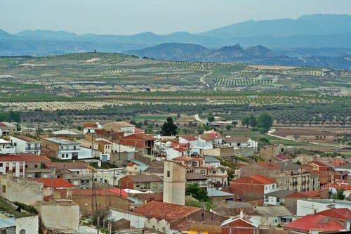 Tontti myytävänä paikassa Cuevas del Campo - 10 000 € (Ref: 4325831)