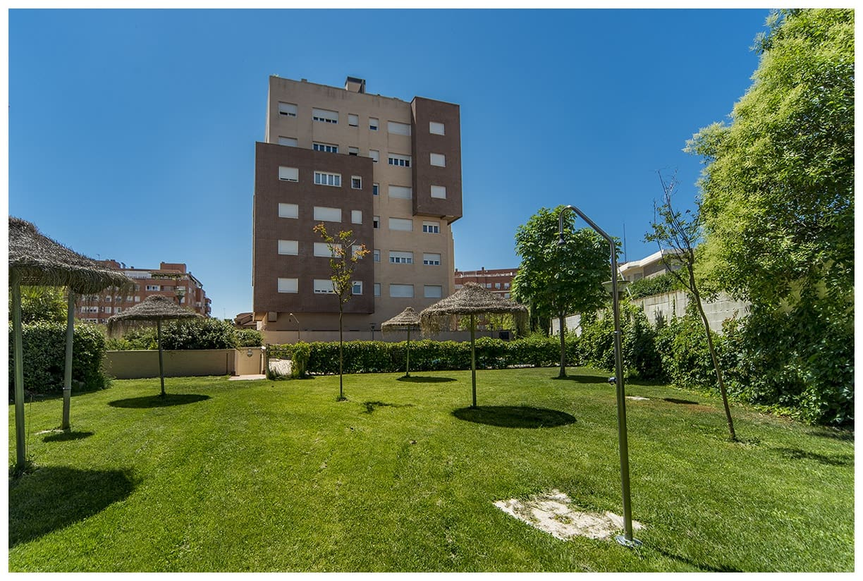 1 slaapkamer Flat te huur in Valdemoro met garage - € 550 (Ref: 4816646)